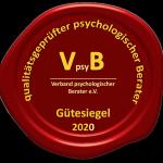 Guetesiegel VpsyB 2020